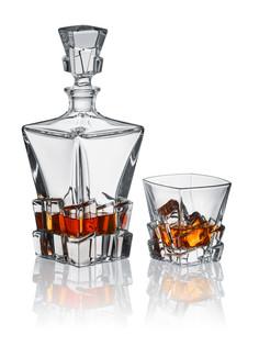 Dekorant - karafa na whiskey