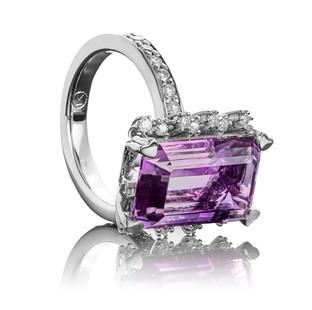 Korbička šperky - prsten