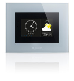 CentralControl Touch-Screen