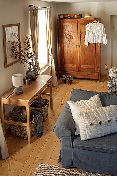 Kokořín obývák