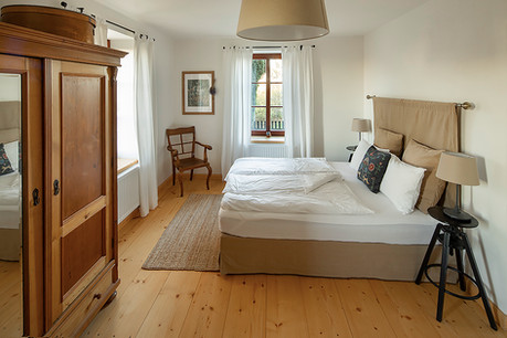 Ložnice apartmán Kokořín