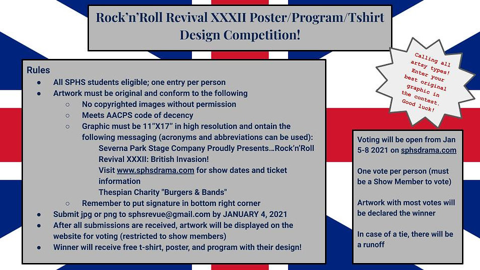 Copy of Rock'n'Roll Revival XXXII Poster