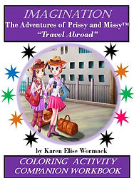 Cover Imagination Workbook The Adventure