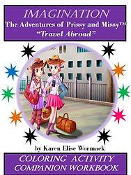 Cover Imagination Workbook The Adventure