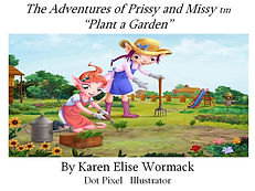 Cover The Adventures of Prissy and Missy