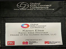 Karen Global Kids Connect Badge.JPG