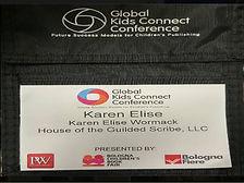 Karen Global Kids Connect Badge.JPG