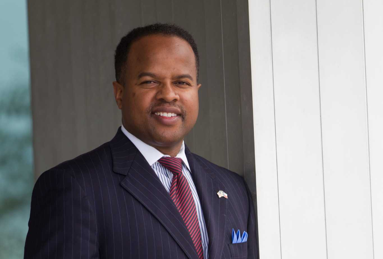 State Representative, Ron Reynolds
