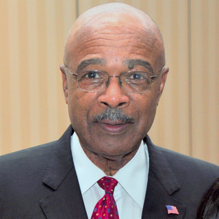 Former Secretary of State Rod Paige