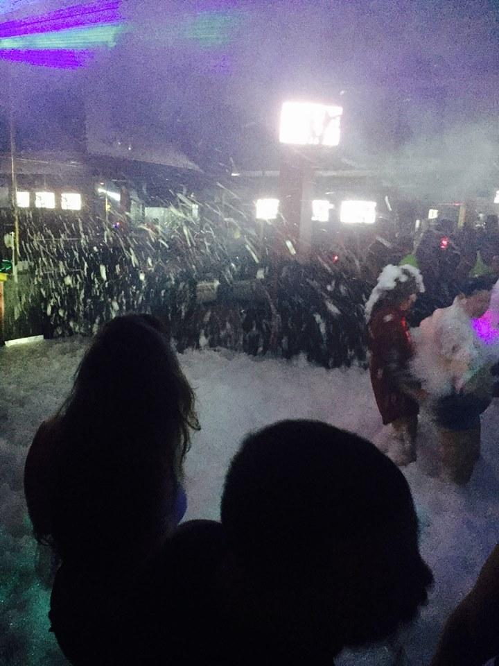 foam party photo