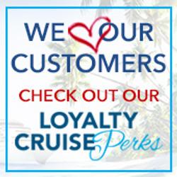Loyalty Cruise Perks