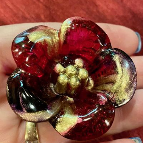 Rose Resin multi color