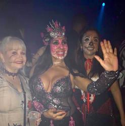 Hot girls in costume!