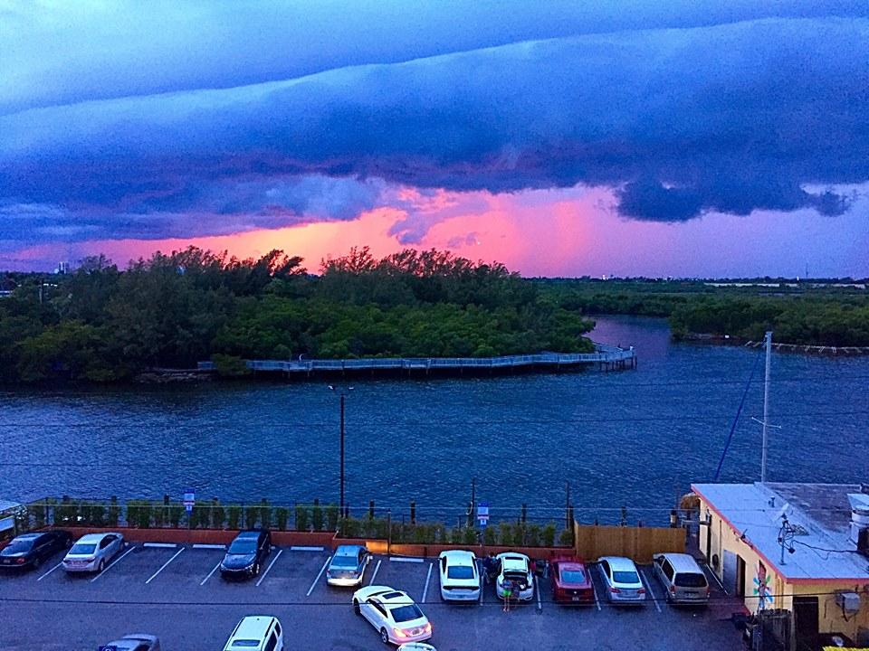 Evening Storms
