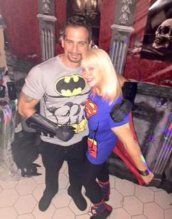 batman supergirl