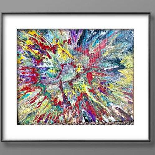 Acrylic Painting 16 x 20