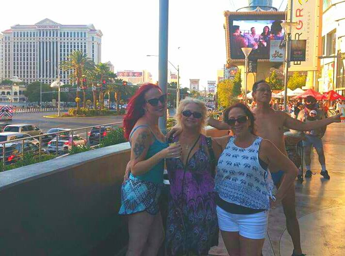 My Girls on the strip