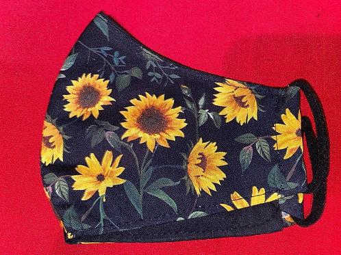 Sunflower w Black inside