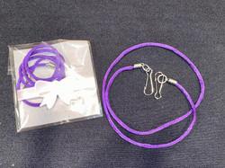 Lanyard Purple 3
