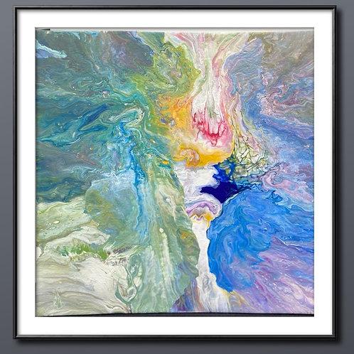 12 x 12    Acrylic Canvas