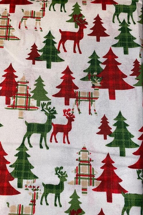 Christmas Trees & Reindeer