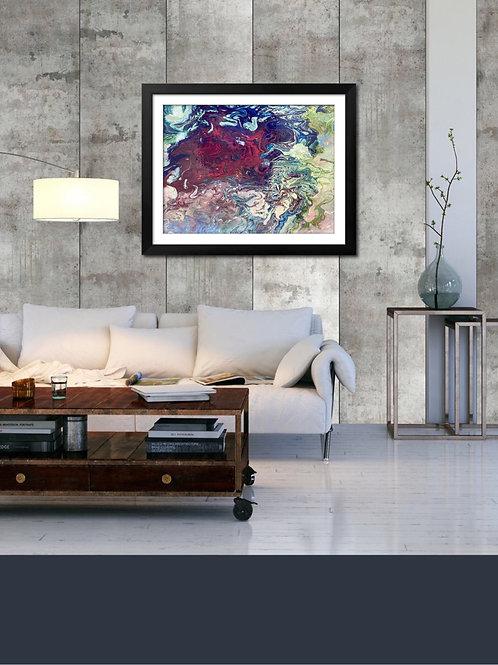 16 x 20 Acrylic Painting