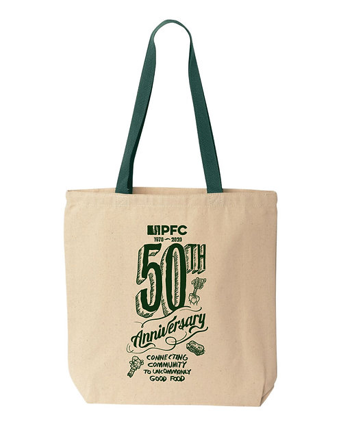 Medium Tote - PFC 50th