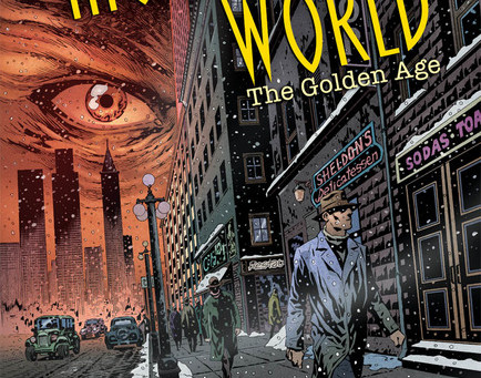 MONSTER WORLD: GOLDEN AGE #1