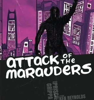 ATTACK OF THE MARAUDERS
