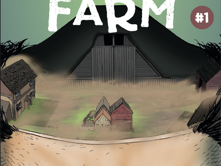 FRANK AT HOME ON THE FARM, ISSUE #1