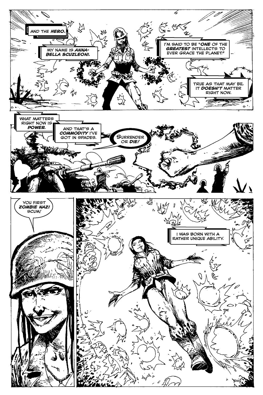 Intrepid, C3 Comics, Loeri/Montos