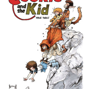 COOKIE AND THE KID, ISSUES #3-4