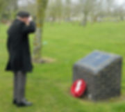 les lays wreath at memorial april 2019.j