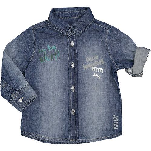 Birba πουκάμισο τζιν