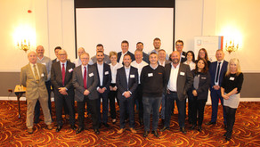 UK Glass Suppliers Alliance seminar.