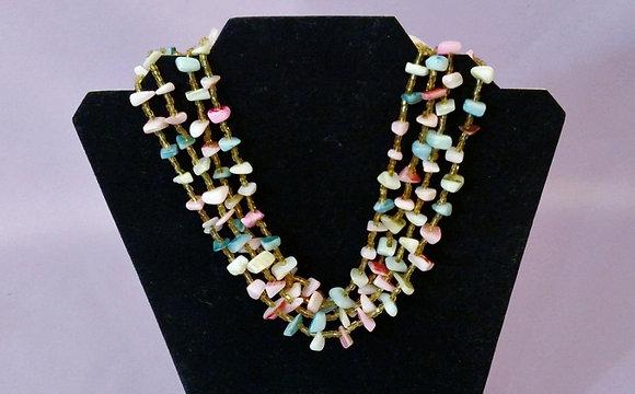 "13"" Muti strand Necklace"
