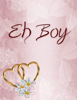 Musical Card - Eh Boy