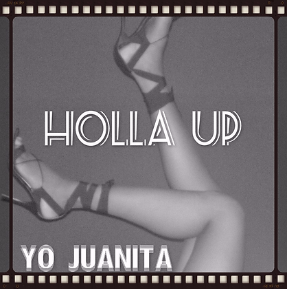 Holla Up CD in Jewel Case