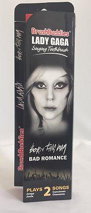 Lady Gaga Singing Tooth Brush