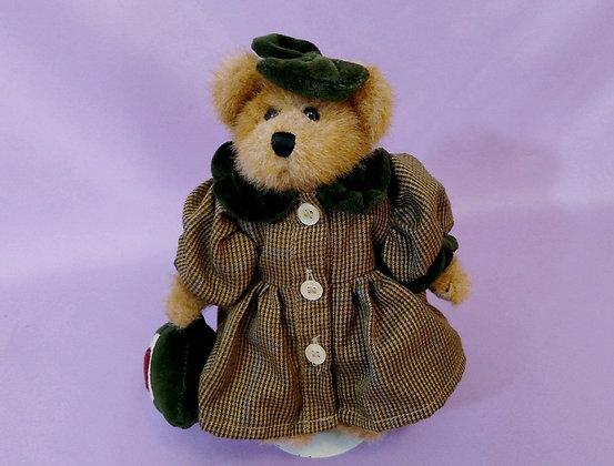 """9"""" Collectable Boyds Bear"""