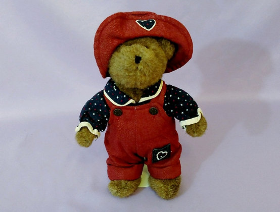 """10"""" Collectable Boyds Bear"""