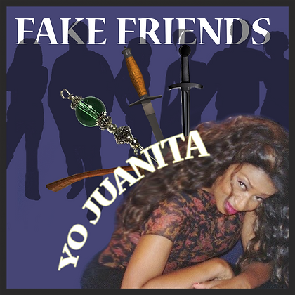 Fake Friends  CD in Jewel Case