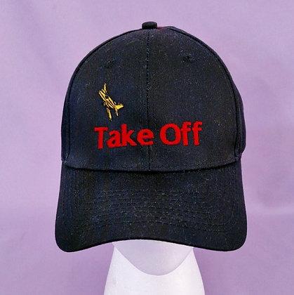 TAKE OFF CAP