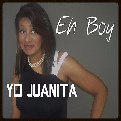 Eh Boy CD in Jewel Case