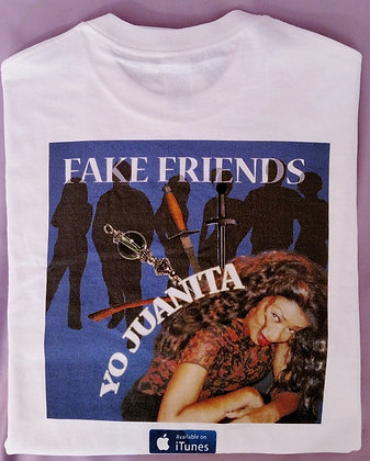 FAKE FRIENDS TShirt Small