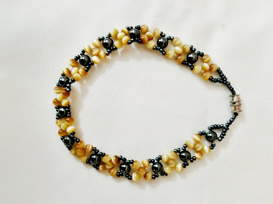 Beautiful Glass Beaded Bracelet