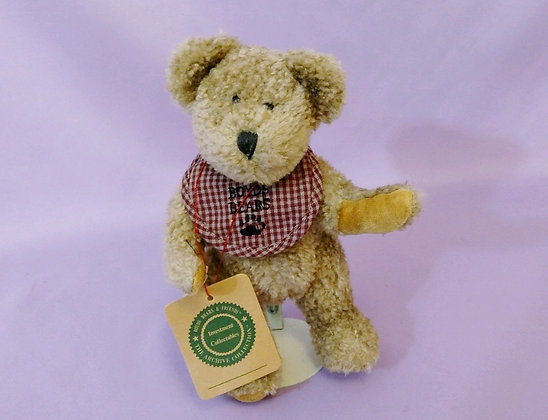 "9"" Collectable Boyds Bear"