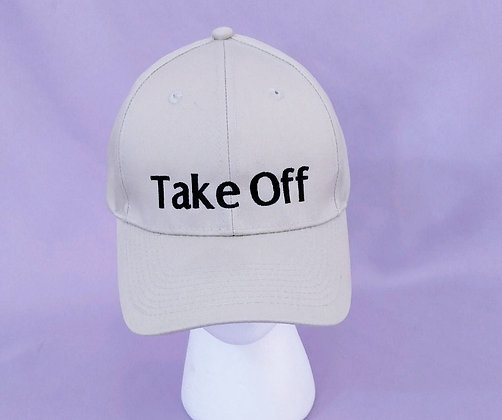 TAKE OFF CAP