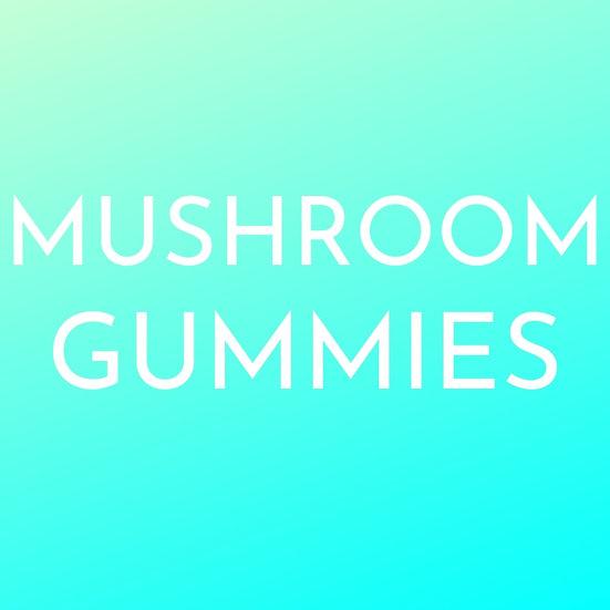 Mushroom Extract Gummies 4x500mg