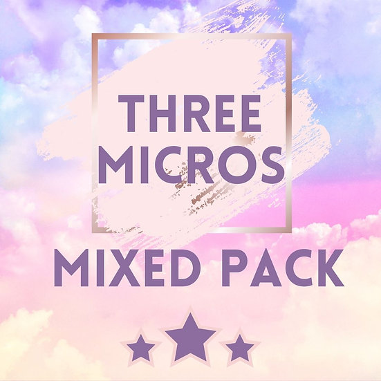 MICRO MIXED PACK